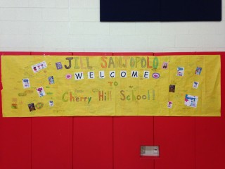 A Warm Welcome from Cherry Hill School
