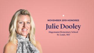 Profile for Mrs. Julie Dooley